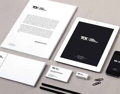 TCK AVUKLATLIK   Kurumsal Kimlik ve Logo Tasarımı