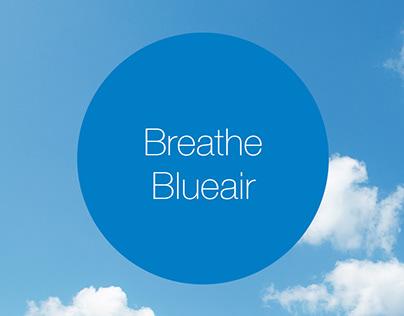Blueair brand identity