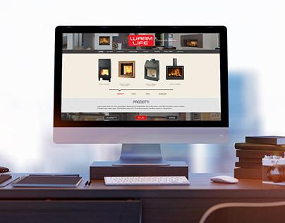 WarmLife Website