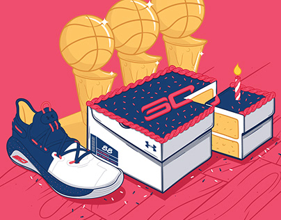 Curry 6: Splash Party