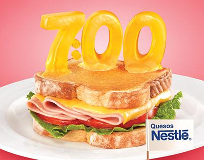 A toda Hora Nestle