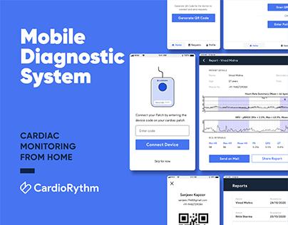 Mobile Diagnostic System | Cardiac Monitoring