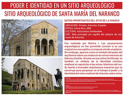 Arqueología: Sitios arqueológicos