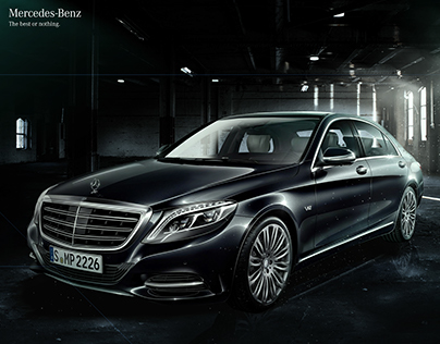 Experience the S-Class