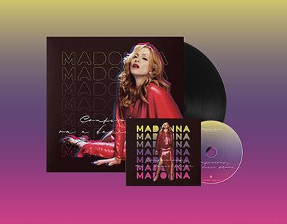 Madonna - Confessions on a dance floor - Cover Art