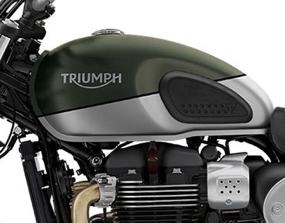 TRIUMPH Press pack