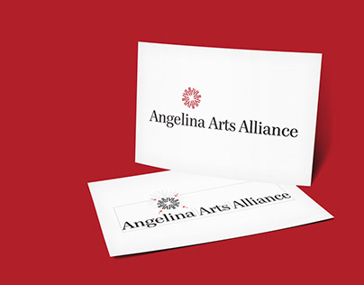 Angelina Arts Alliance Logo Update