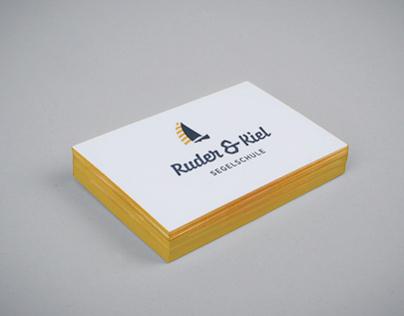 Branding / Corporate Design Sailing School