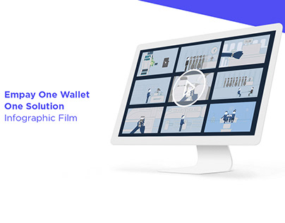 Empay One Wallet One Solution - infographic film