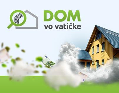 Dom vo vatičke - Knauf Insulation competition 2013