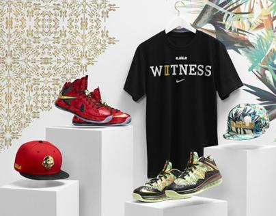 Nike Lebron Championship Pack 2013