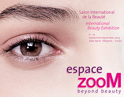 "Beyond Beauty ""Zoom"" Brochure"