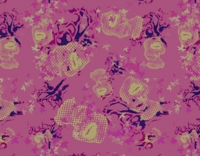 Textile Print Designs Various