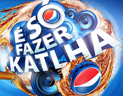 Pepsi campaign 2013 Mozambique - É Só Katlha
