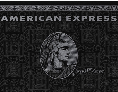 American Express Black Card / Amex Centurion card