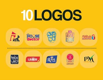 10 LOGOS 1