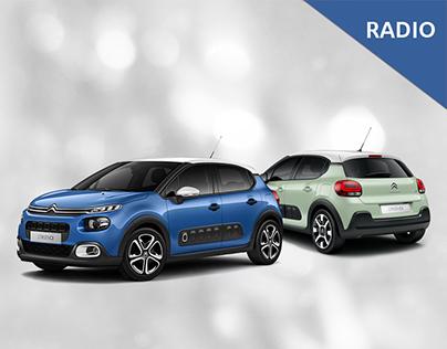 Citroën - Nuova C3 - Radio