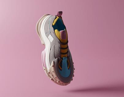 3D Footwear 2020