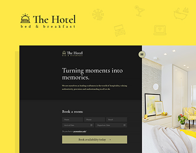 The Hotel Demo Composer - WordPress Theme