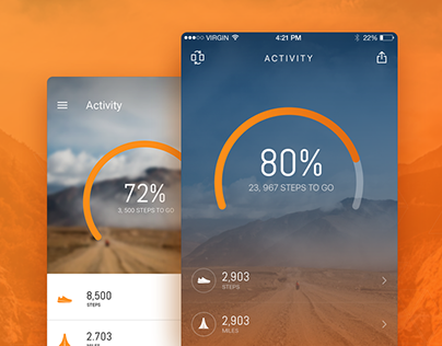 Fitness App - Avia ascend