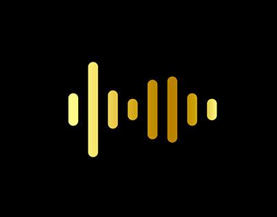 Golden Sound, Production & Recording Studio - Logo