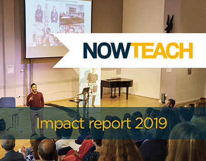 Now Teach - Impact Report 2019