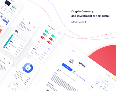 Crypto Currency and investment rating portal