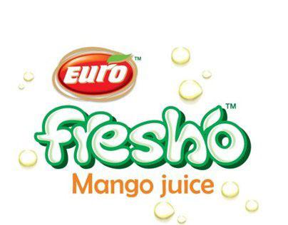 Euro Fresho Mango Juice