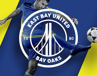 East Bay United Bay Oaks Logo Redesign
