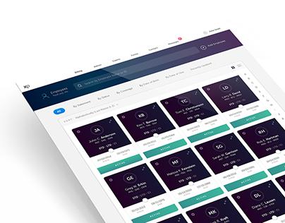 Web Application - Fortune 100 (Enterprise/Healthcare)