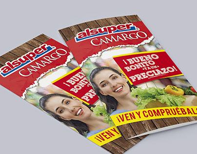 Alsuper Camargo Brochure