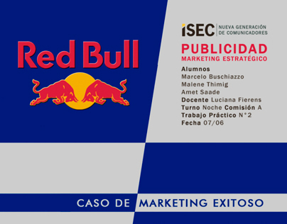red bull marketing research In other words, red bull's successful video marketing strategy appears to be built on creating hub content month in and month out that gets a ton of views yes, some months dip to as few as 131 million views and other months jump to as much as 310 million views.