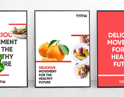 Foodbe : Delicious Movement for the Healthy Future