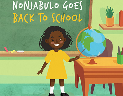 Nonjabulo goes back to school