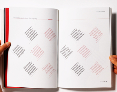 Icograda Design Ethics Magazine — review