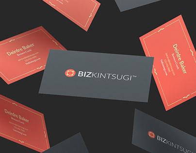 BizKintsugi // Visual Identity