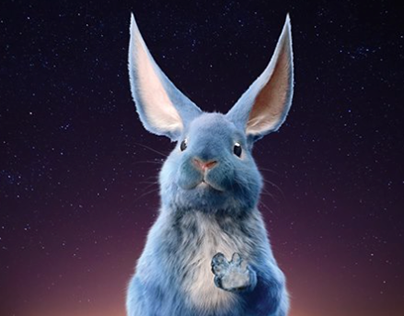 "Blue Bunny ""Star Trek"" Social Media Design"