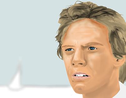 Ilustração Facial