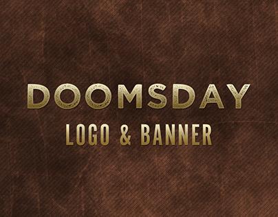 Doomsday Logo and Social Media Banner