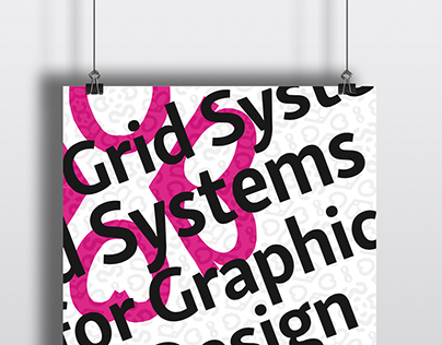 Typographic Poster & Patterns