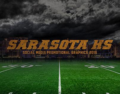 All Sarasota HS 2019 Spring Graphics