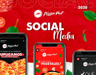 Redes Sociales / Pizza Hut
