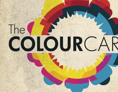 The Colour Cartel, logo design