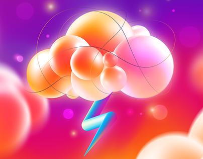 Thunderclouds - LSD