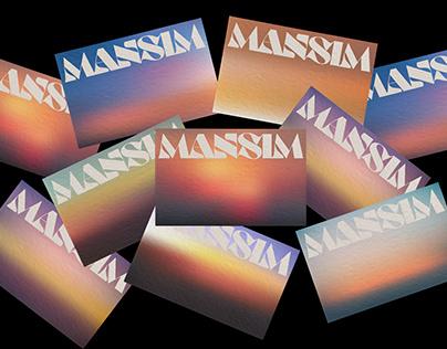 Mansim | Visual Identity