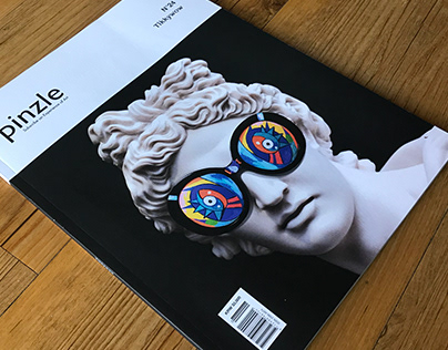 Korea Art Magazine : Tikkywow's issue