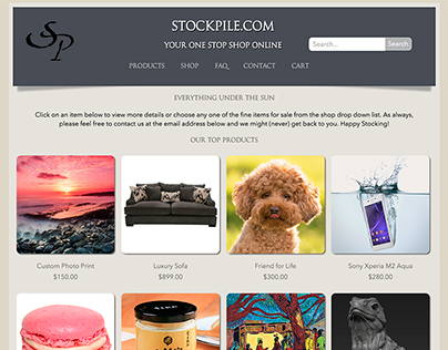 Stockpile.com