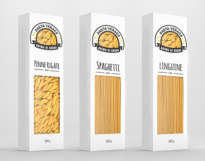 Pasta Verace - branding and packaging concept