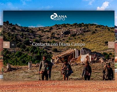 Diana Campo Website