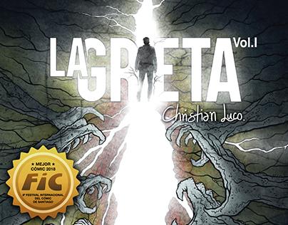 Cómic: La Grieta Vol.I (2018)